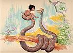 The Jungle Book: Mowgli & Kaa