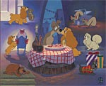 Lady & The Tramp: Golden Anniversary