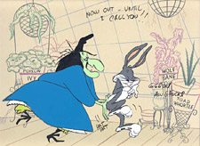 Bewitched Bunny by Chuck Jones