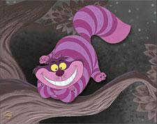 Cheshire Cat Purrplexity
