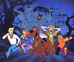Scooby Doo - Relp, Green Ghost!