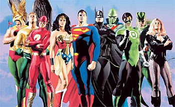 JLS: Secret Origins By Alex Ross