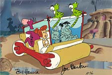 The Flintstones: Windshield Wipers