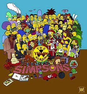 The Simpsons The Yellow Album
