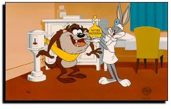 Taz & Bugs Bunny: Dr. Devil & Mr. Hare