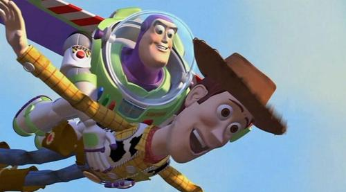 Toy Story - Falling With Style