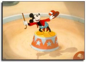 Mickey's Circus: Animation Ar