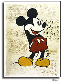 70 Years With Mickey Mouse