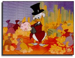 Scrooge McDuck & Money