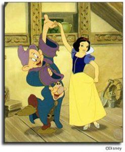 Snow White & The Seven Dwarfs - Dancing Partners