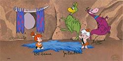 The Flintstones: The Most Beautiful Babies In Bedrock